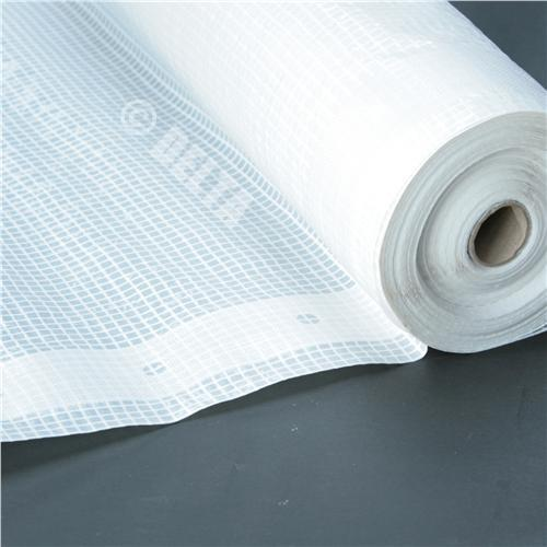 Flame Retardant Scafflex Sheeting - 2m x 45m - H/D - White