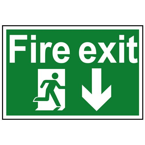 Fire Assembly Point Sign Pvc Scaffoldingdirect