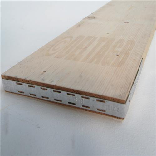 Scaffolding Board - 8ft (2.4m) European Whitewood to BS2482