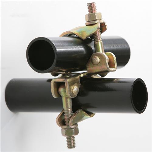 Pressed Steel Coupler : Pressed steel double scaffolding fittings