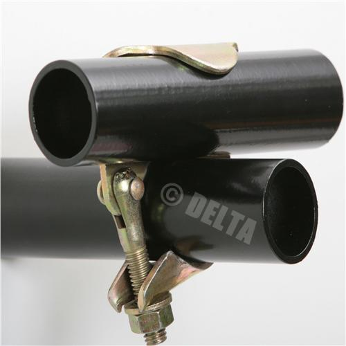 Scaffolding Fittings - Pressed Steel Single Coupler - (25)