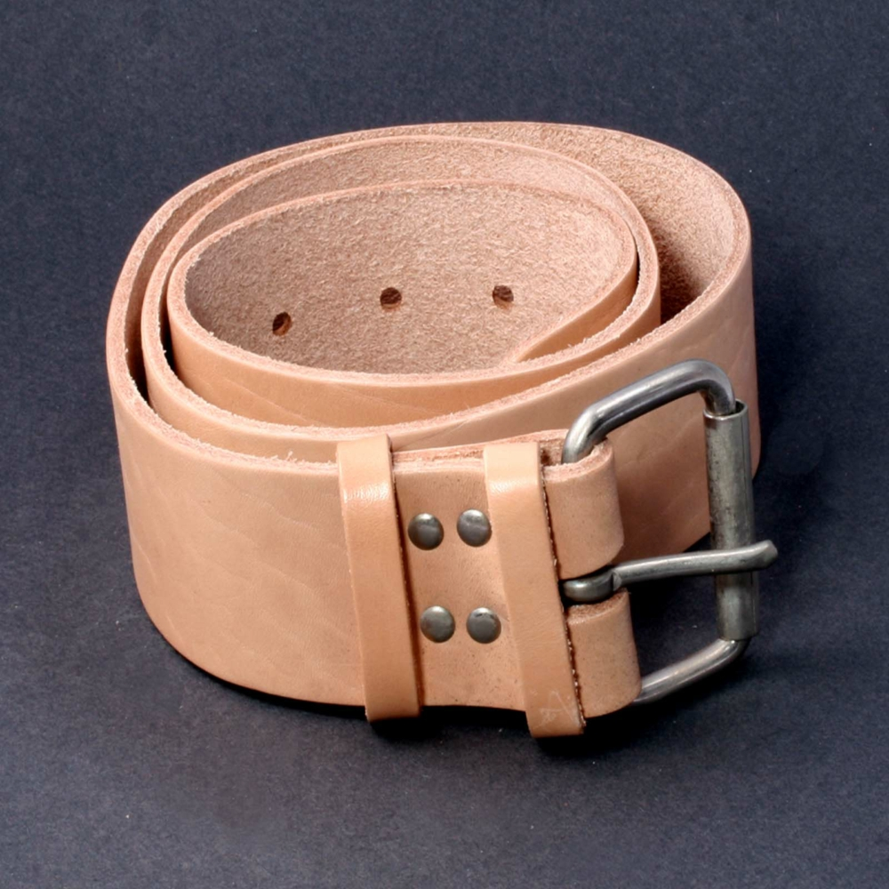 scaffolder s 2 quot tool belt in leather