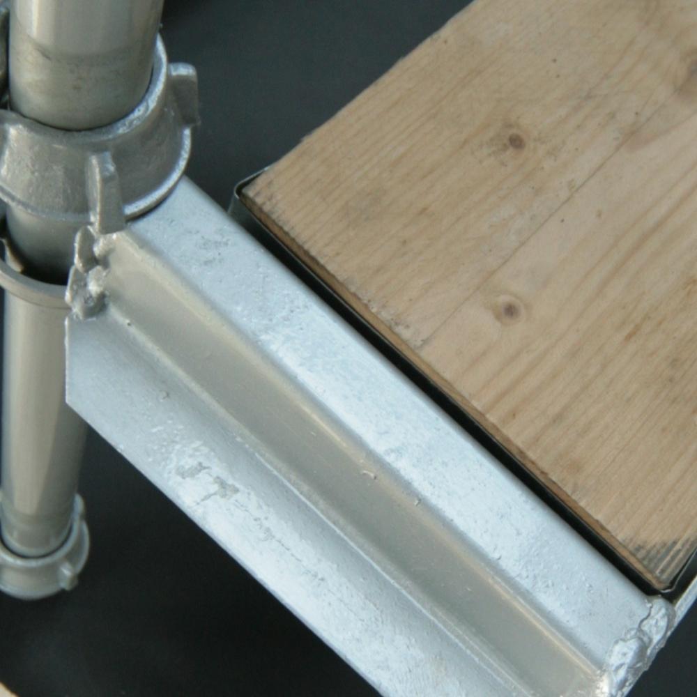Cuplock Cup Top : Cuplock board omega hop up bracket
