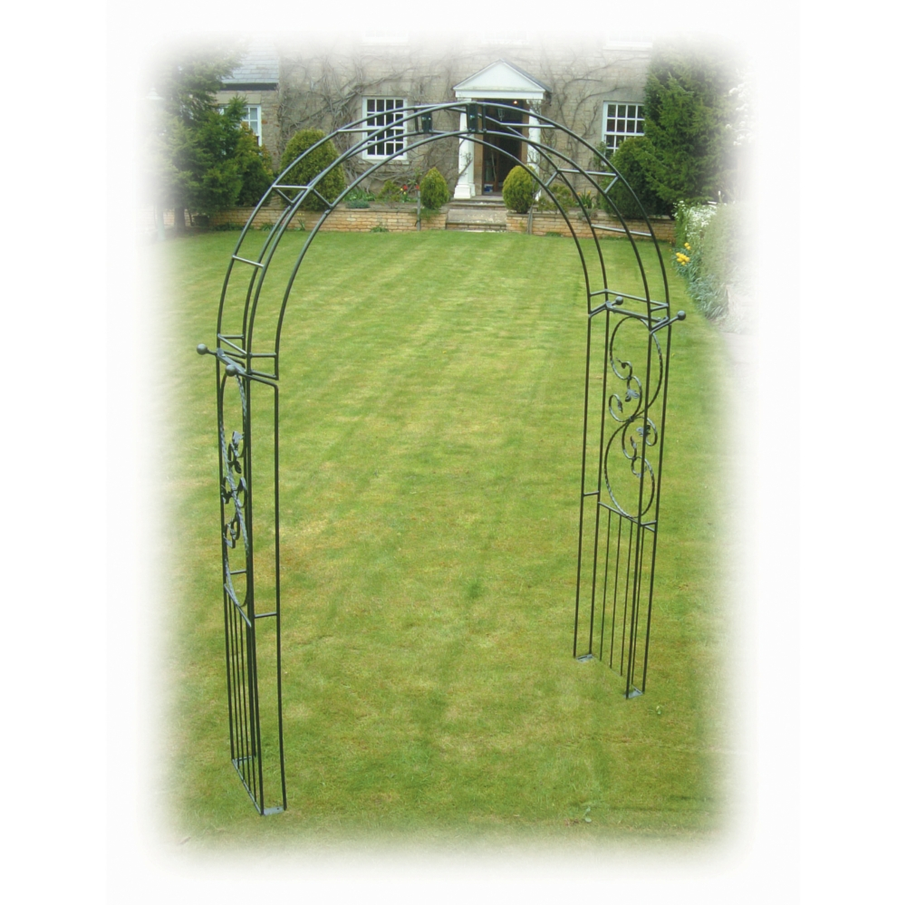 design archway x arches attachment swinging arbours seat garden somerset asian arch taunton designs