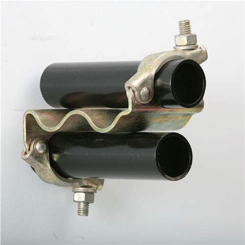 Pressed Steel Coupler : Scaffolding fitting pressed steel limpet clamp