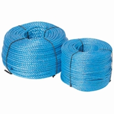 Blue Polypropylene Rope, 6mm Diameter 220m Coil