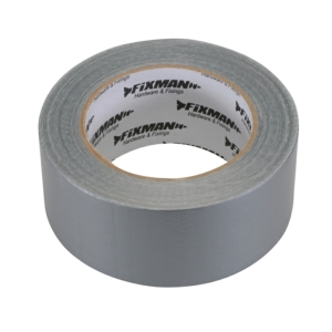 Heavy Duty Duct Tape, Silver, 50mm x 50m