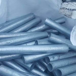 Hi-Yield Scaffolding Tube 1ft / 40cm Piece, 3.2mm Wall