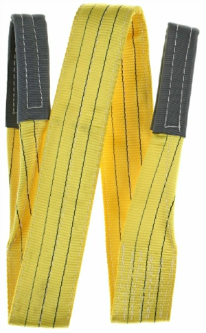 DUPLEX Slings, 3m x 3 tonne - Yellow