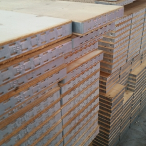Scaffolding Board End Band
