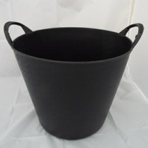 Flexi Tub - Black - 42L