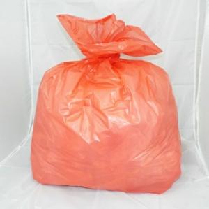 100 Medium Duty Red Refuse Sacks - Bin Bags