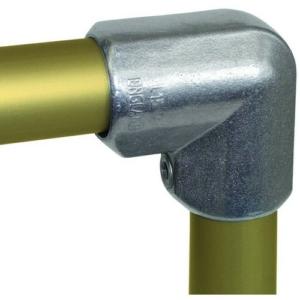 Aluminium 90 Degree Elbow  (33.7mm) - Kee Lite (L15-6)