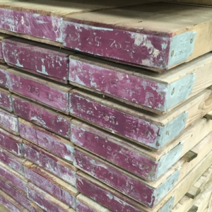 Used 8ft Kwikstage Timber Batten
