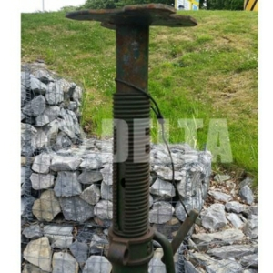 Used Size 1 Acrow Prop, 1.75m - 3.12m