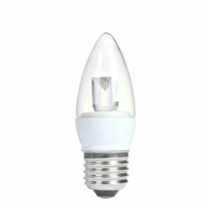 CANDLE OPAL 4W (20W) ES (E27) 200 Lumens Warm White LED Light Bulb