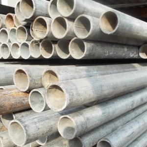 5ft Used Scaffolding Tube 4mm x 48.3mm o/d.