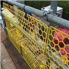 PLASTIC BRICKGUARD (HEXGUARD) YELLOW - 200 PACK