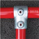 Tube Clamps, Short Tee 101-C (42.4mm)