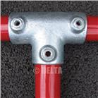 Long Tee 104-D (48.3mm) - TUBECLAMPS.